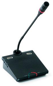 DIS DM 6070 P Пульт делегата с 2-мя селекторами каналов системы DCS 6000 /15-12-57631/